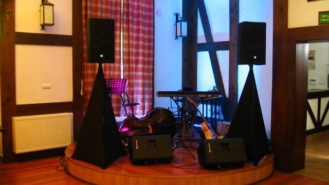 Nagłośnienie estradowe - Legnica